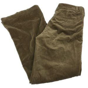 Theory Velveteen Pants Tan Size 0